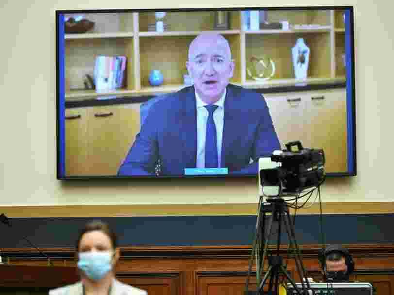 Jeff Bezos pourrait se séparer d'un organisme de lutte contre l'extrémisme utilisé dans le programme SMILE d'Amazon