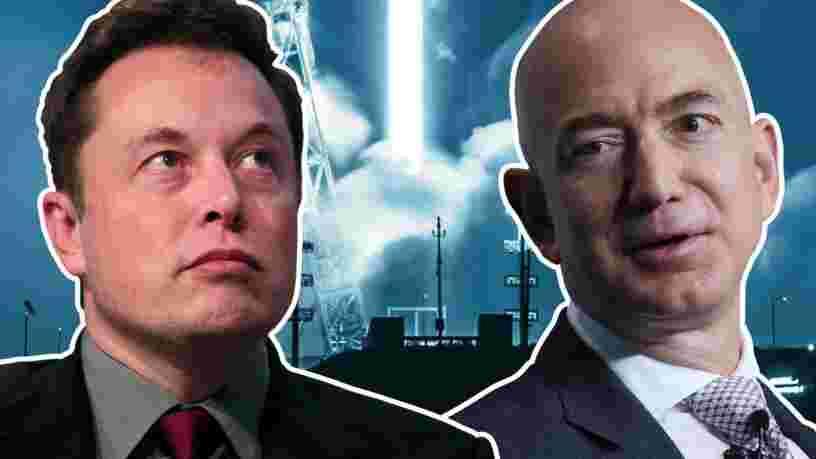 Amazon vient d'obtenir l'autorisation pour lancer 3 236 satellites Internet et concurrencer ainsi SpaceX