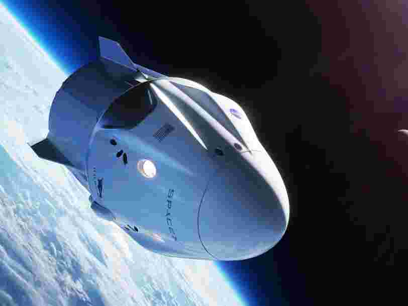 Voici comment doit se dérouler le vol retour des astronautes de la NASA à bord du Crew Dragon de SpaceX dimanche