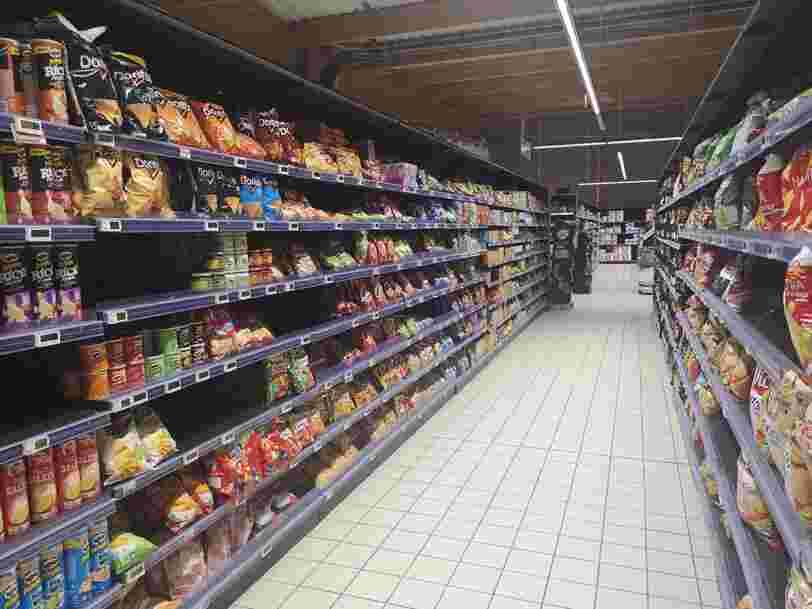 Lidl, Intermarché et Carrefour gagnent des parts de marché en décembre