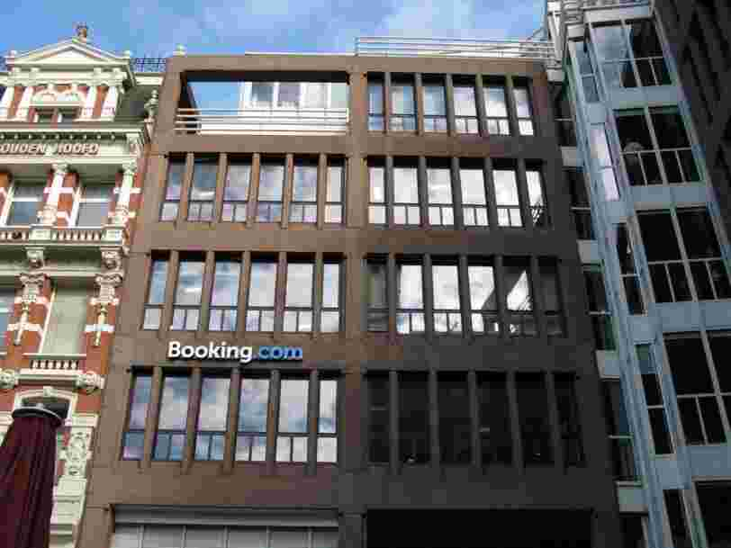 Booking.com pourrait licencier à son tour jusqu'à un quart de ses salariés