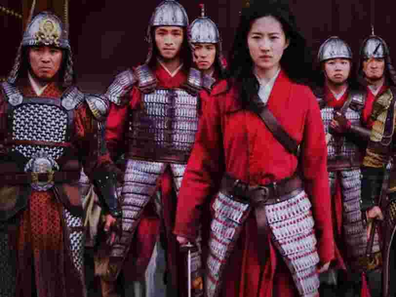 'Mulan' sortira directement sur Disney+ dans certains pays