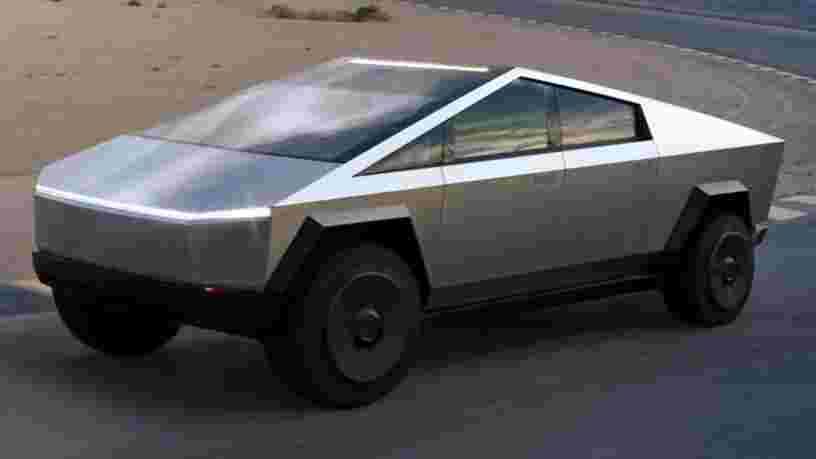 Il est 'très probable' que Tesla produise une version compacte du Cybertruck, d'après Elon Musk