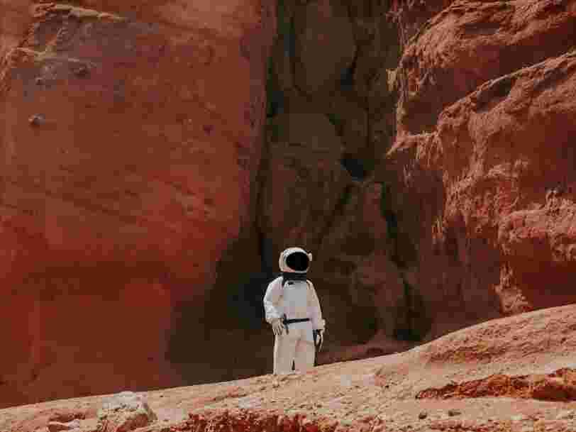 'Mars commence à devenir crédible', affirme Elon Musk après le vol réussi d'un prototype de fusée Starship