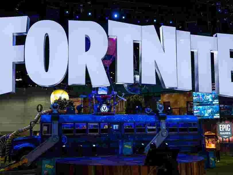 L'éditeur de Fortnite, Epic Games, est désormais valorisé à 17,3 Mds$