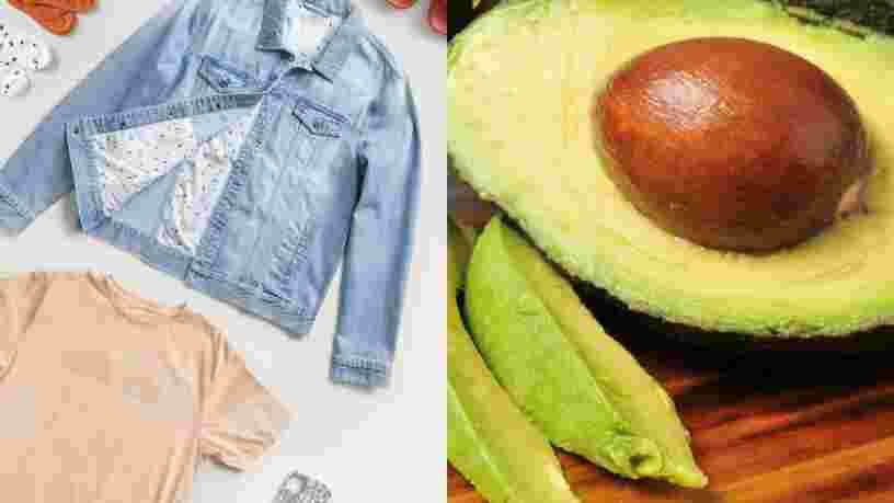 Chipotle transforme ses restes de noyaux d'avocat en teinture pour sa future ligne de vêtements