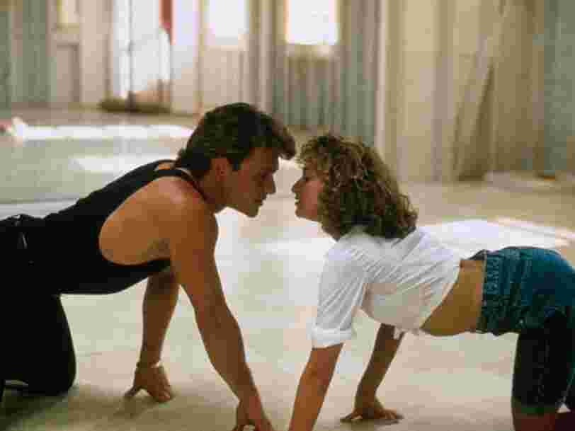 Jennifer Grey va jouer dans un nouveau film 'Dirty Dancing', plus de 30 ans après