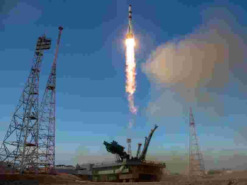 La Russie compte développer des fusées réutilisables 100 fois pour contrer SpaceX