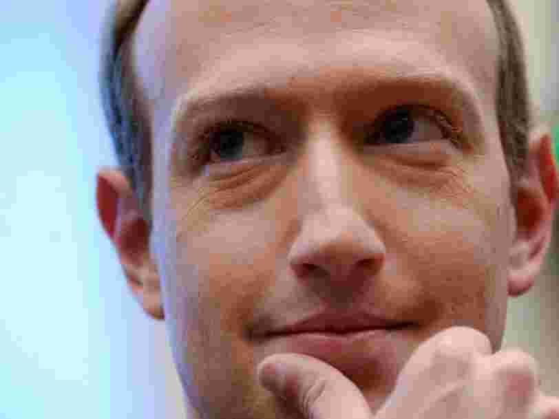 La fortune de Mark Zuckerberg a dépassé les 100 Mds$ pour la première fois