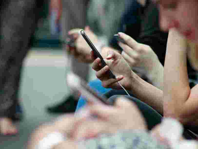 Le prix d'1 Go d'Internet mobile est plutôt bas en France comparé aux autres pays européens