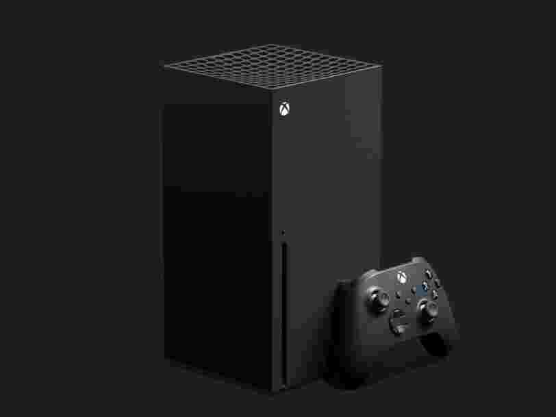 La version moins chère de la nouvelle Xbox devrait s'appeler Series S