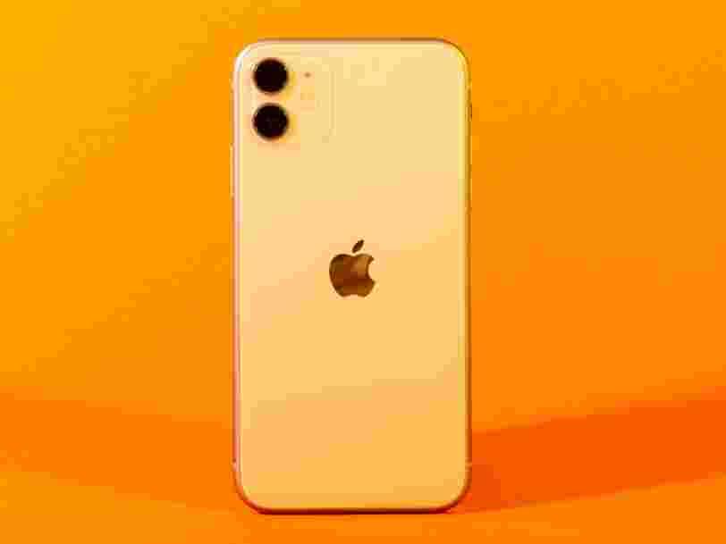Apple pourrait sortir une version moins chère de l'iPhone 12 début 2021