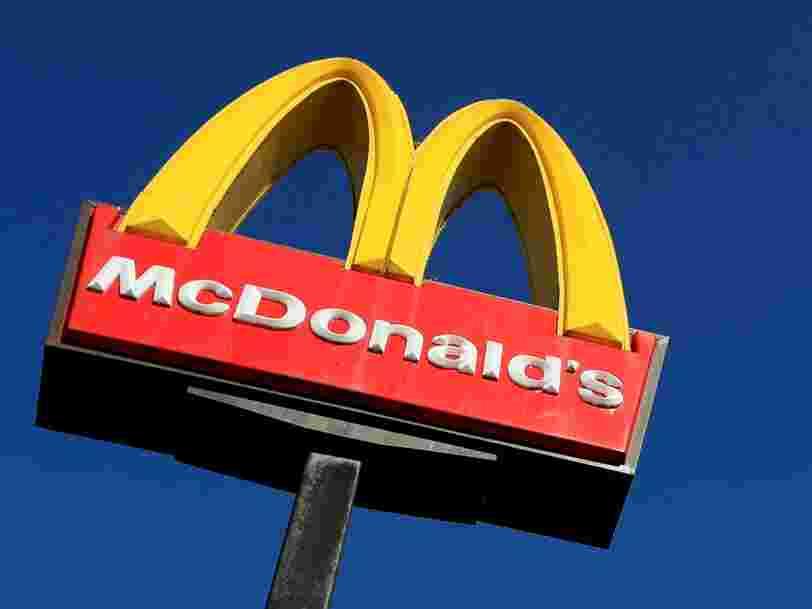 McDonald's poursuit en justice son ancien PDG, qu'il accuse d'avoir caché des liaisons au travail