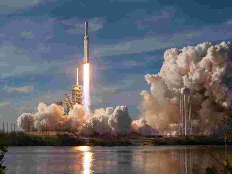SpaceX voudrait créer un 'resort' au Texas, près du site de lancement de sa fusée Starship