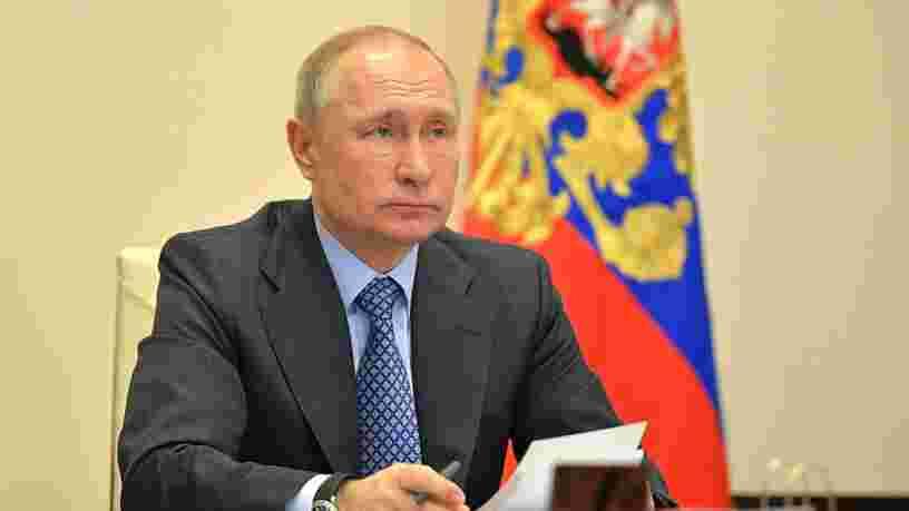 Vladimir Poutine assure que sa fille a testé le vaccin russe contre le coronavirus