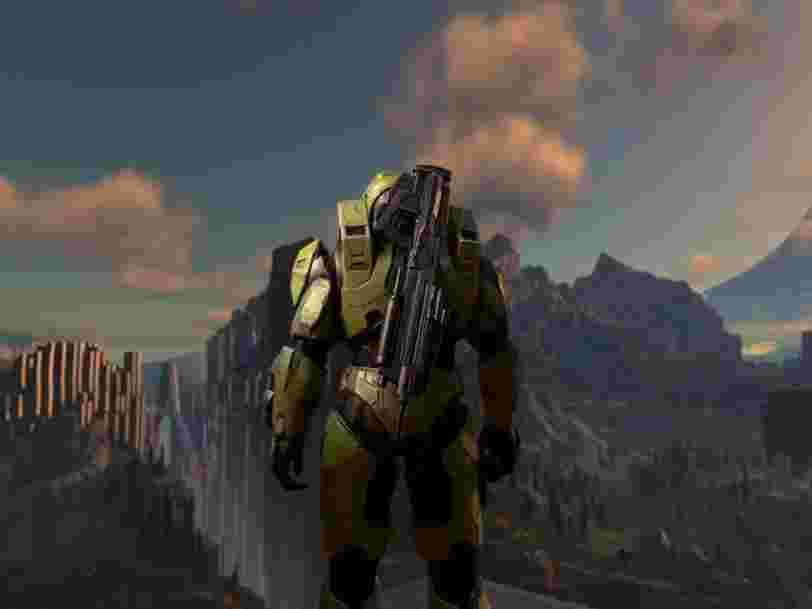La Xbox Series X sera lancée en novembre, mais sans 'Halo Infinite'