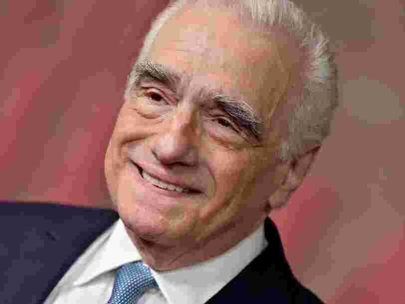 Martin Scorsese signe un accord avec Apple TV+ pour produire et réaliser des films et séries