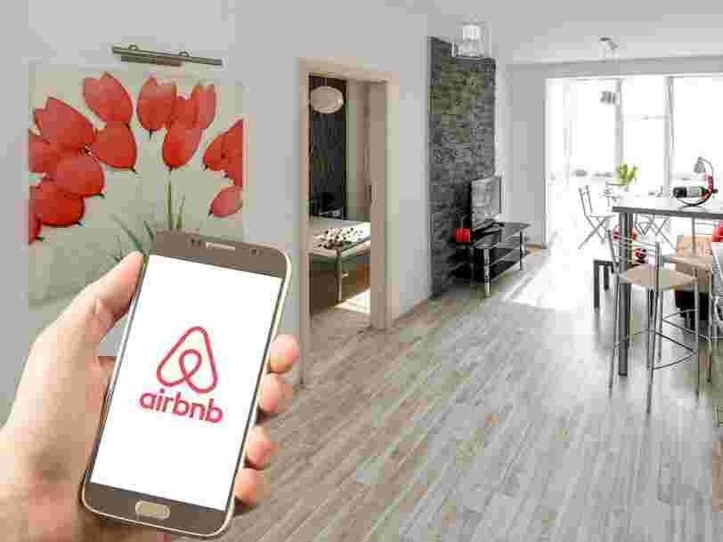 Airbnb pourrait déposer les documents nécessaires à son entrée en Bourse dès le mois d'août
