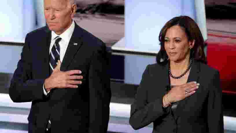On vous présente Kamala Harris, la colistière de Joe Biden pour la présidentielle américaine