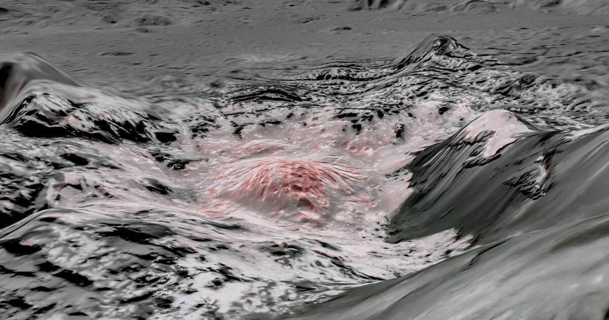 Une planète naine entre Mars et Jupiter a un océan salé sous sa surface