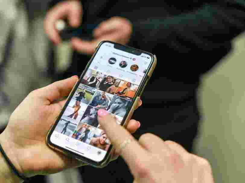 Instagram demandera aux comptes 'suspects' de présenter une pièce d'identité officielle