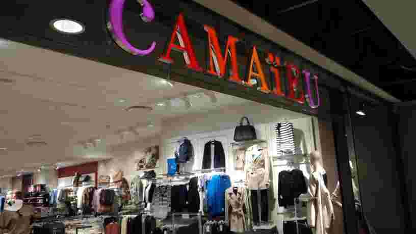Camaïeu a trouvé son repreneur, qui gardera 2 600 salariés sur 3 100
