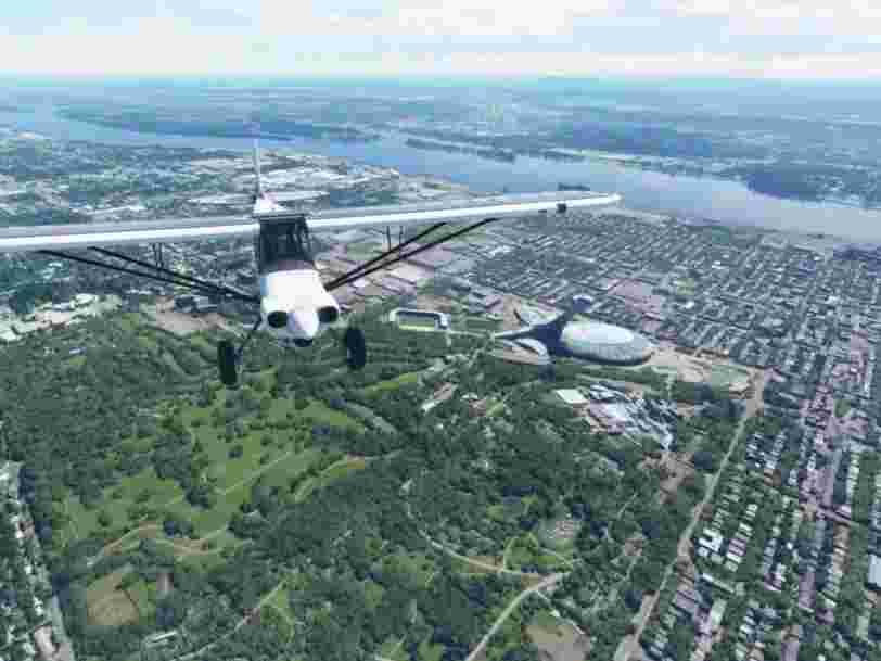 Microsoft revient avec un nouveau 'Flight Simulator', avant une version en réalité virtuelle à l'automne