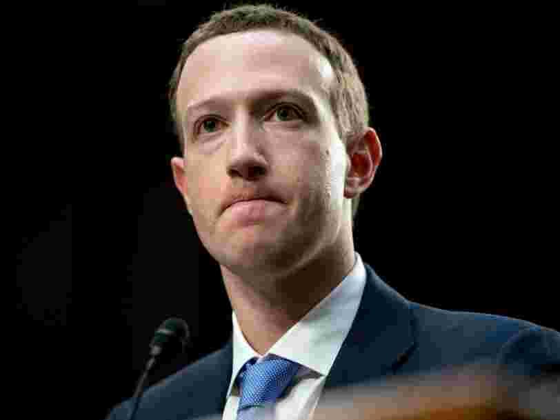 Facebook 'promeut activement' des contenus négationnistes auprès de certains utilisateurs, selon une étude