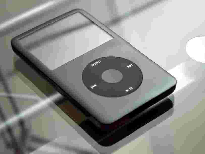 Le gouvernement américain a fabriqué un iPod top secret sans que Steve Jobs ne le sache