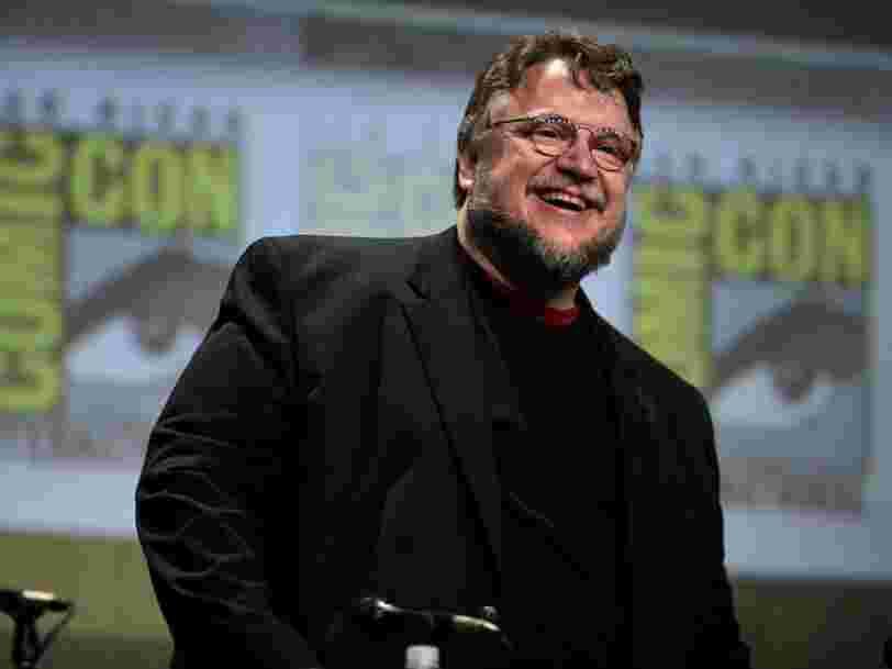 Guillermo del Toro signe avec Netflix pour plusieurs films et séries