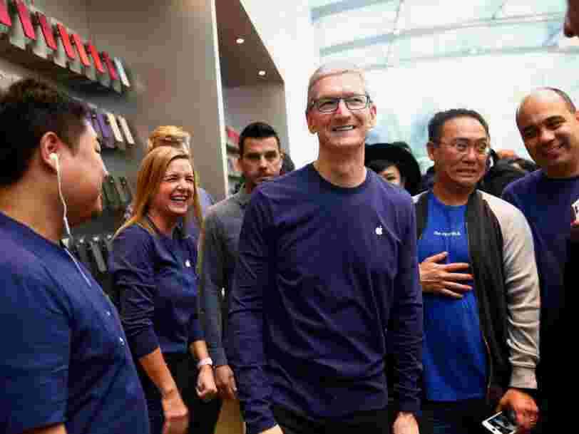 La prochaine keynote Apple consacrée à l'iPhone pourrait se tenir le 10 septembre