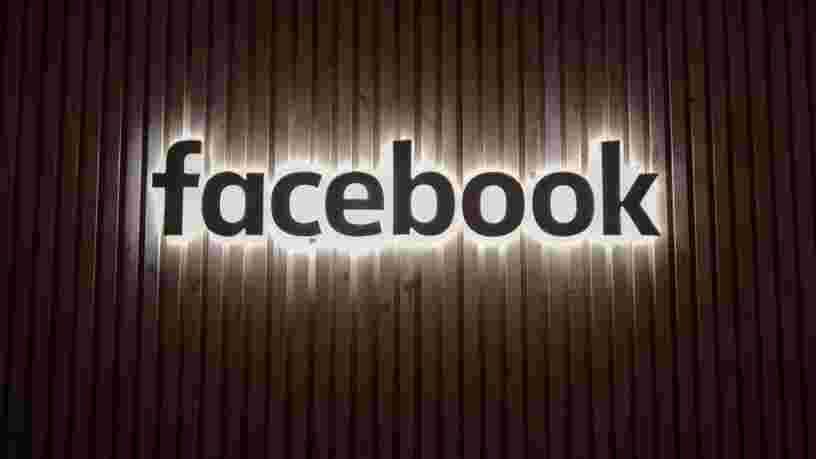 Facebook a dû payer 106 millions d'euros au fisc français pour ne pas avoir déclaré ses revenus