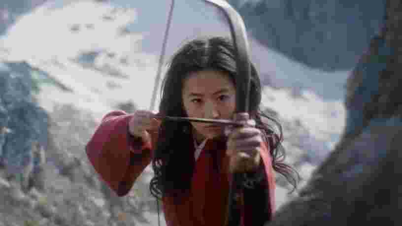 'Mulan' sortira sans surcoût sur Disney+ en France, mais on ne sait pas quand