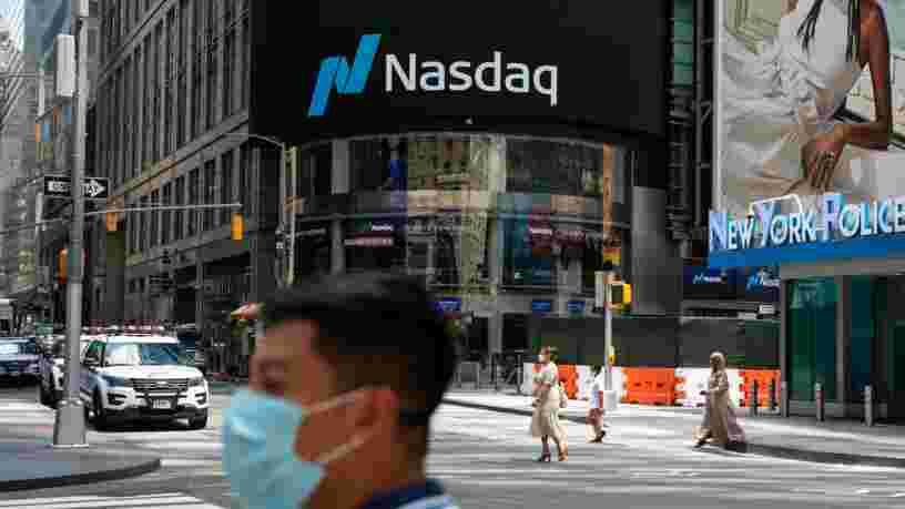 La Bourse de New York n'en finit plus de battre des records