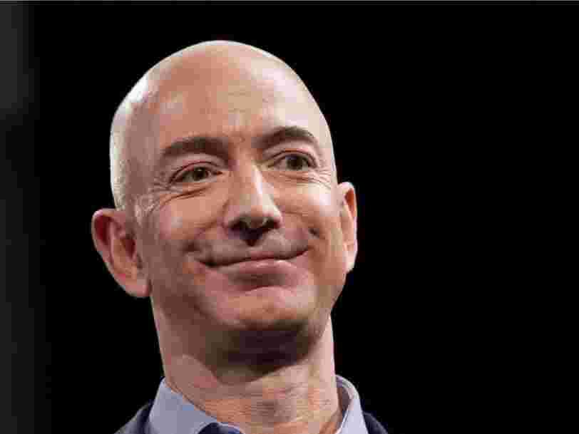 La fortune de Jeff Bezos bat un nouveau record en dépassant les 200 Mds$