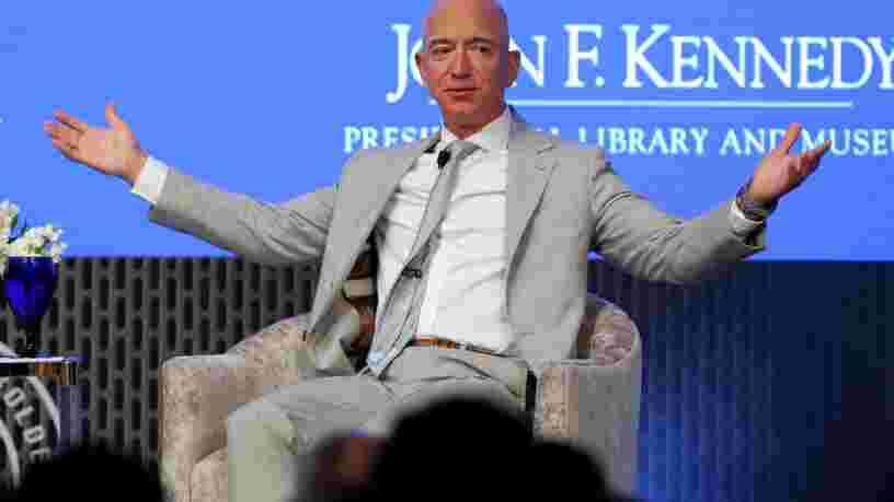 Voici comment Jeff Bezos a construit sa fortune et comment il la dépense