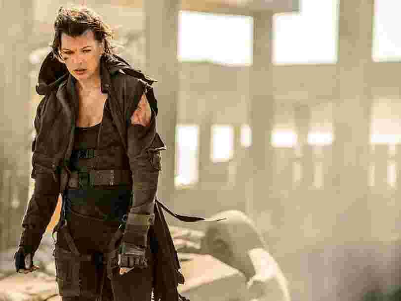 Netflix annonce une série 'Resident Evil'