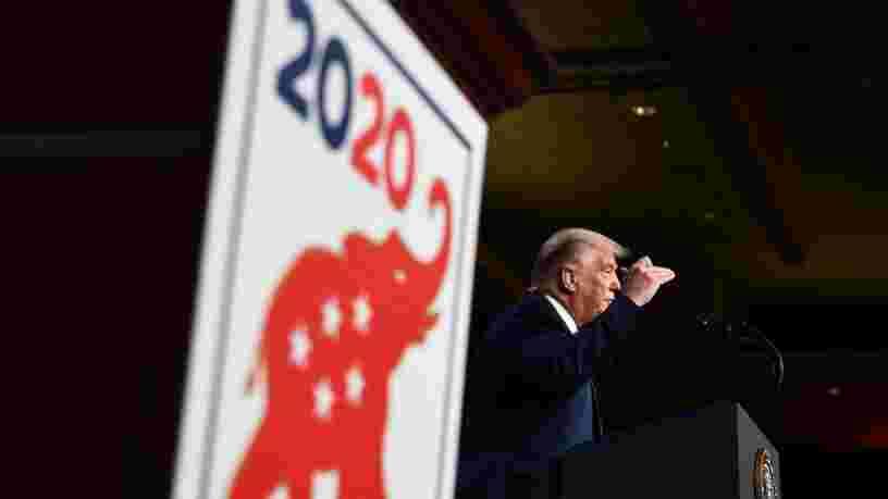 5 fake news prononcées par Donald Trump lors de son discours à la convention républicaine
