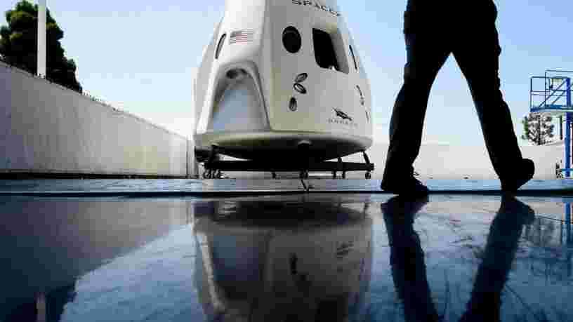 Une stagiaire de SpaceX déclare être victime de représailles après avoir signalé un cas de harcèlement