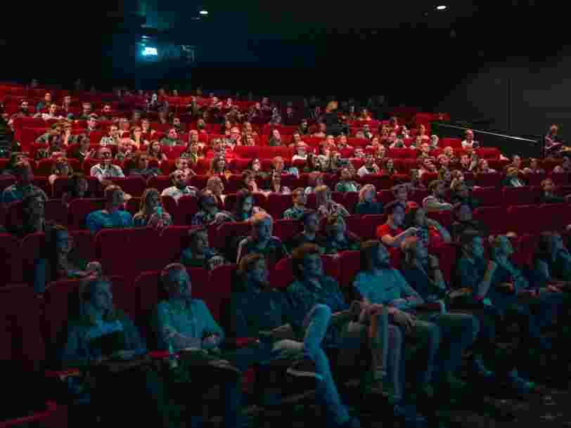 Une plateforme propose de programmer le film de votre choix au cinéma