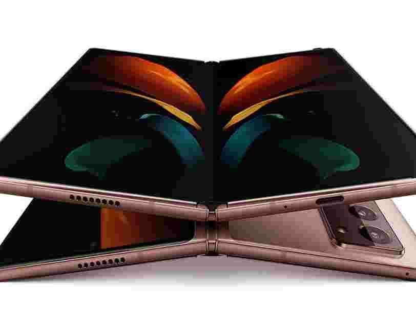 Le prix du Samsung Galaxy Z Fold 2 sera supérieur à 2 000€ en France