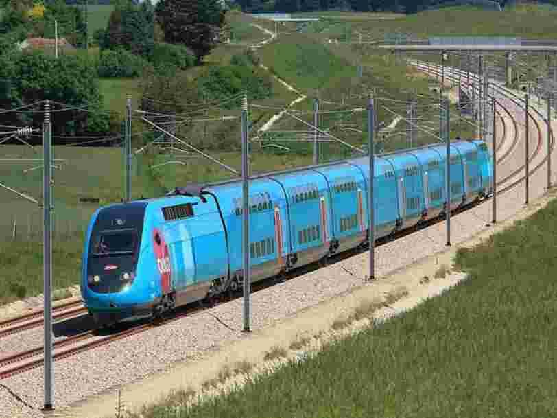 La SNCF met en vente 500 000 billets Ouigo à 19€