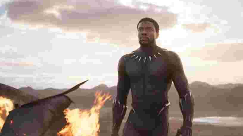 'Black Panther' va être diffusé sur TF1 en hommage à Chadwick Boseman