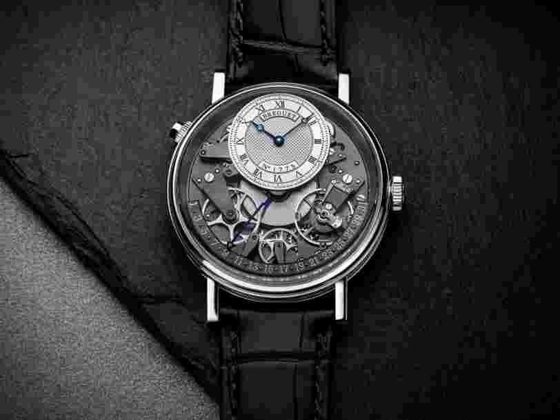 Voici comment un homme a influencé la haute horlogerie et à quels détails reconnaître ses créations