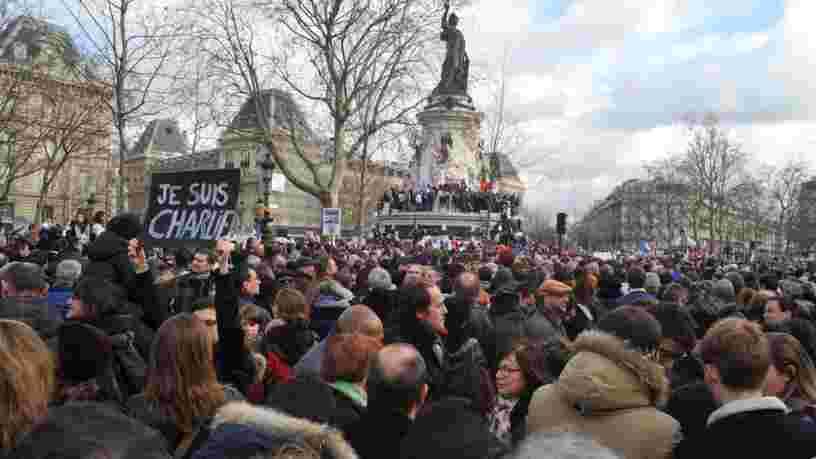 Une douzaine de procès ont été filmés avant celui des attentats de 2015