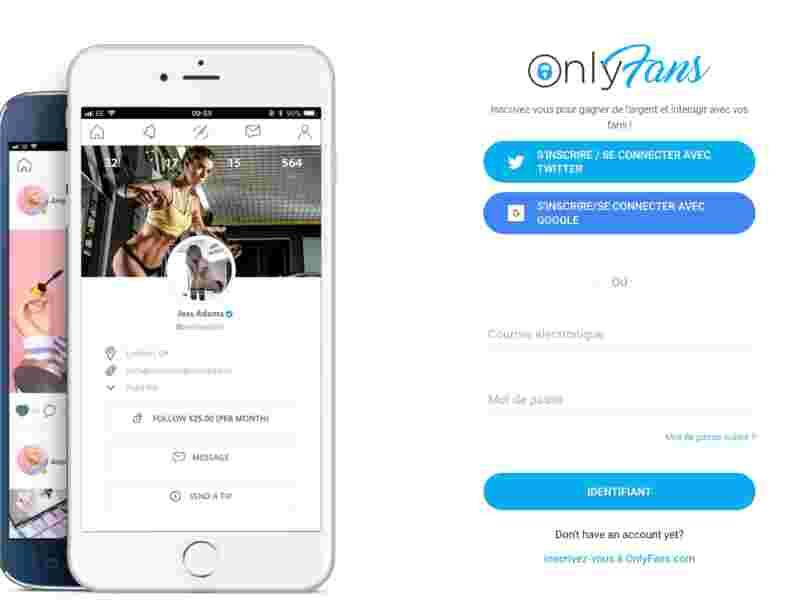 Les créateurs de contenus d'OnlyFans pourraient gagner moins d'argent à l'avenir
