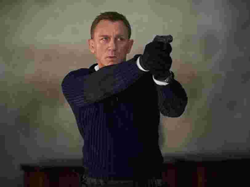 Tout ce qu'on sait déjà sur 'Mourir peut attendre', le prochain James Bond
