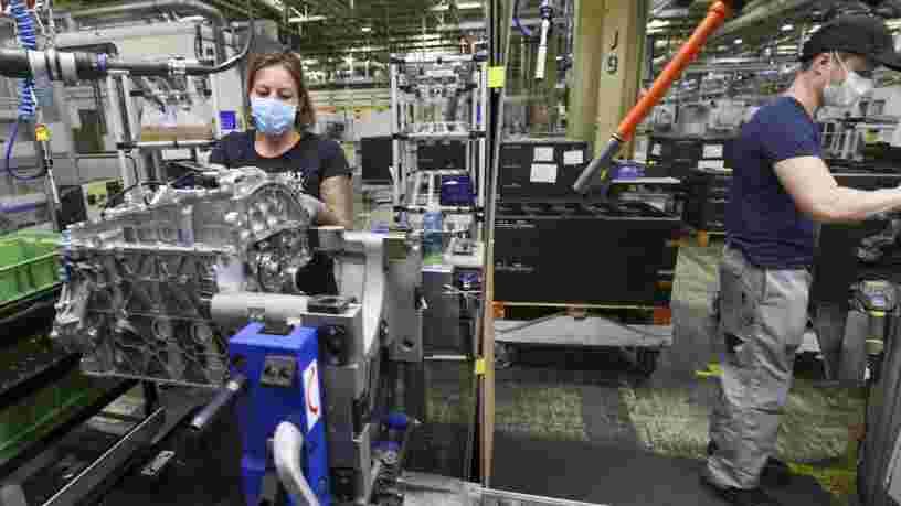 Total et PSA s'allient pour fabriquer des batteries et contrer la domination asiatique