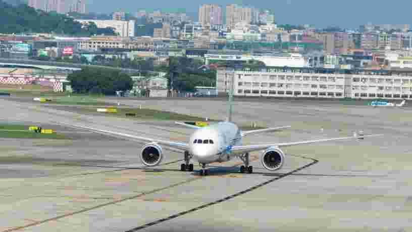Des Boeing 787 'retirés de la circulation' dans le cadre d'une enquête du régulateur américain