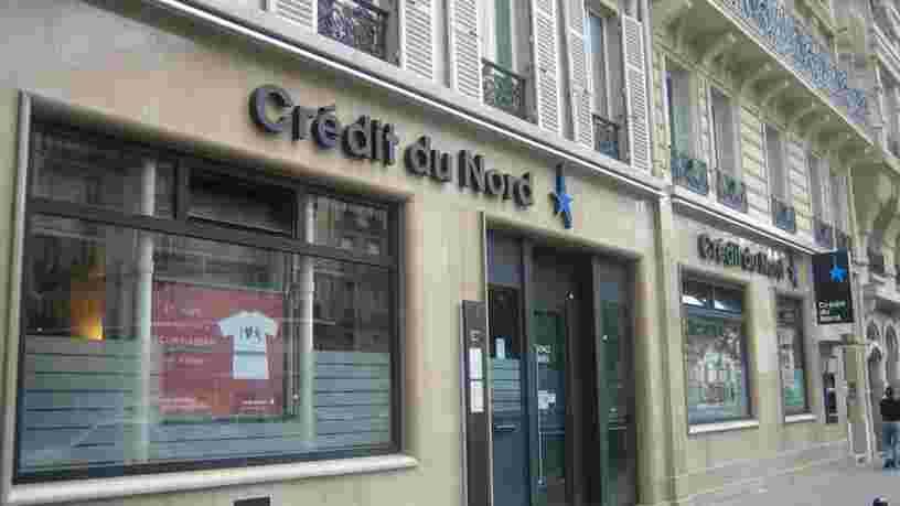 La fusion des réseaux de Société Générale et Crédit du Nord va entraîner la fermeture de 600 agences